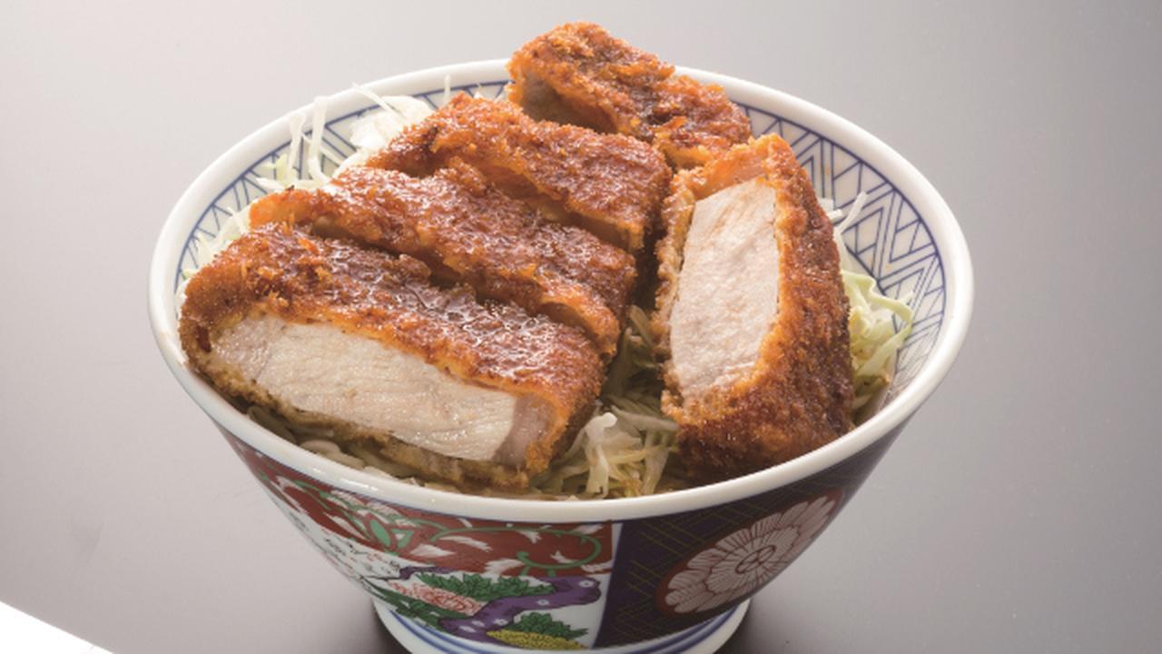 画像: 【長野県】駒ケ根ソースかつ丼