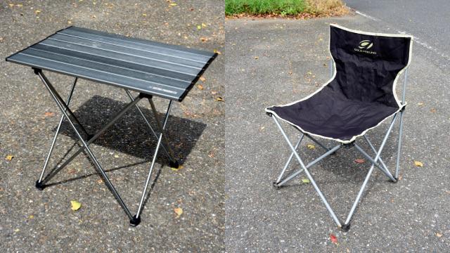 画像2: テーブル&チェア