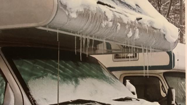 画像: 重要なのは、窓から伝わる冷気侵入を防ぐこと