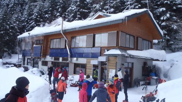 画像: 11 夏沢鉱泉(通年営業) お正月三ケ日はお雑煮が食べられる