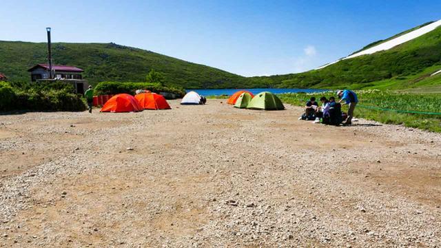 画像6: 最高の景色が待っている!山岳写真家おすすめの「テント泊縦走コース」4選