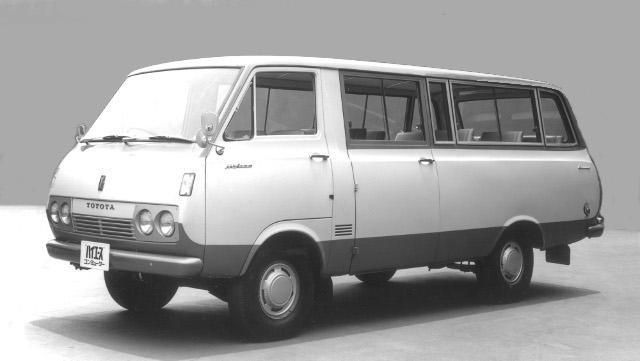 画像4: トヨタ「ハイエース」50年の系譜! ワンボックスカーの歴史を切り拓いた珠玉の名車!