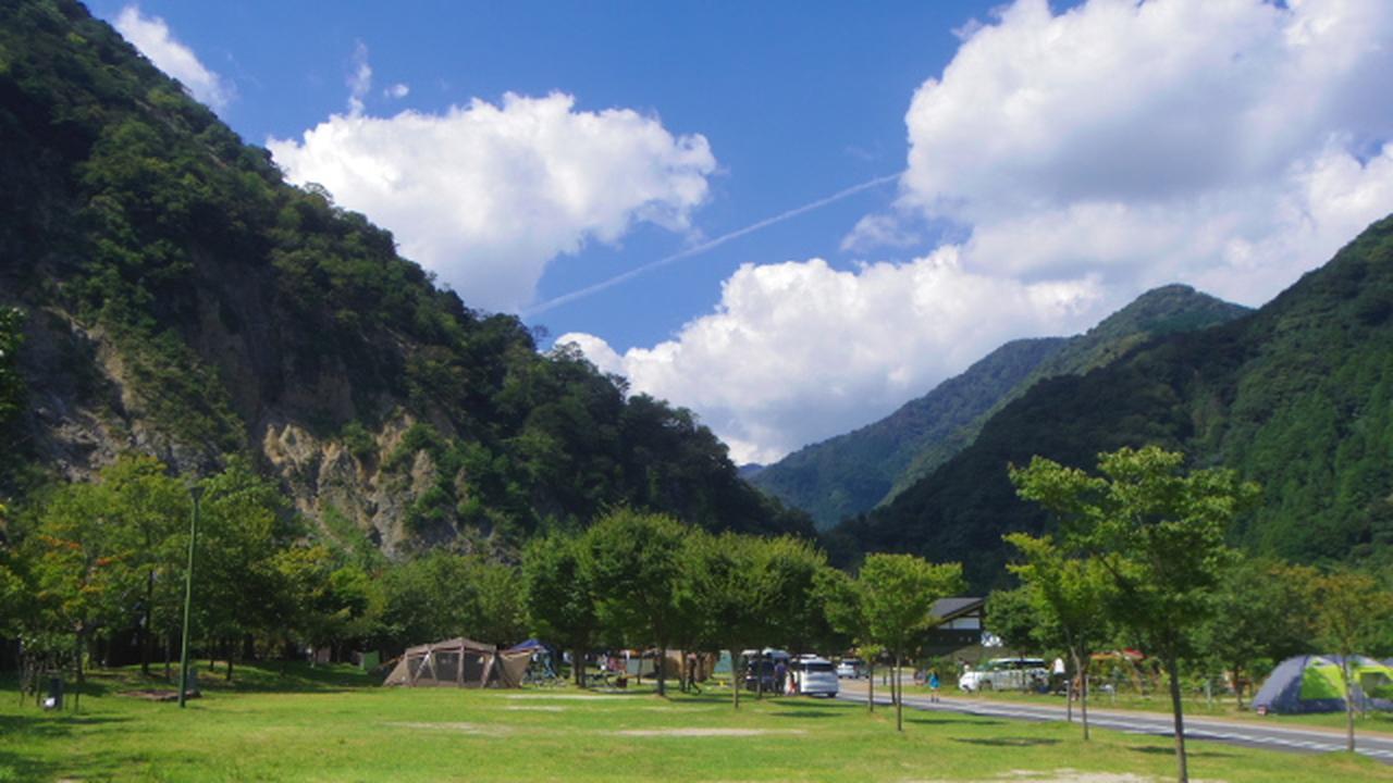 画像: 青川峡キャンピングパークってどんなところ?