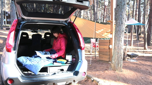 画像3: 車中泊でぐっすり眠ろう! クルマで快適に眠るための基本テク