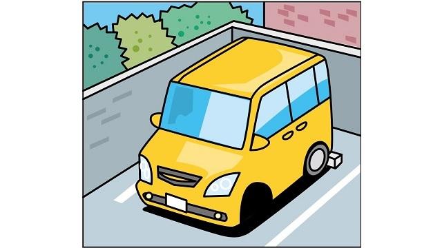 画像: 5.視線を遮れるような駐車位置を考えよう
