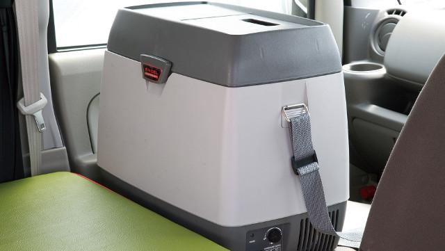 エンゲル製の14ℓ冷凍冷蔵庫
