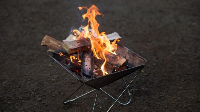 画像: その3.火を使った調理ができる!