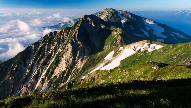 画像5: 最高の景色が待っている!山岳写真家おすすめの「テント泊縦走コース」4選