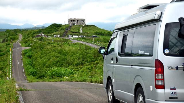 画像: 北海道の絶景ロード、中標津 北19号(ミルクロード)を車中泊旅でめぐる。