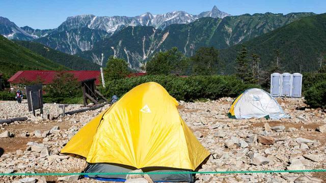 画像2: 最高の景色が待っている!山岳写真家おすすめの「テント泊縦走コース」4選