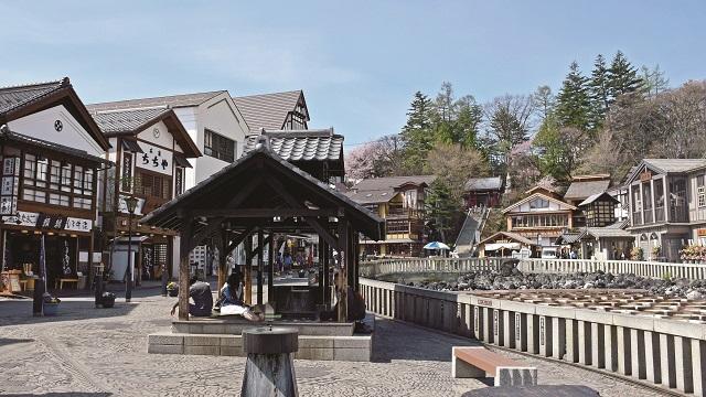 画像: 【その3:草津温泉】関東の人気温泉地で「湯治気分」に浸る