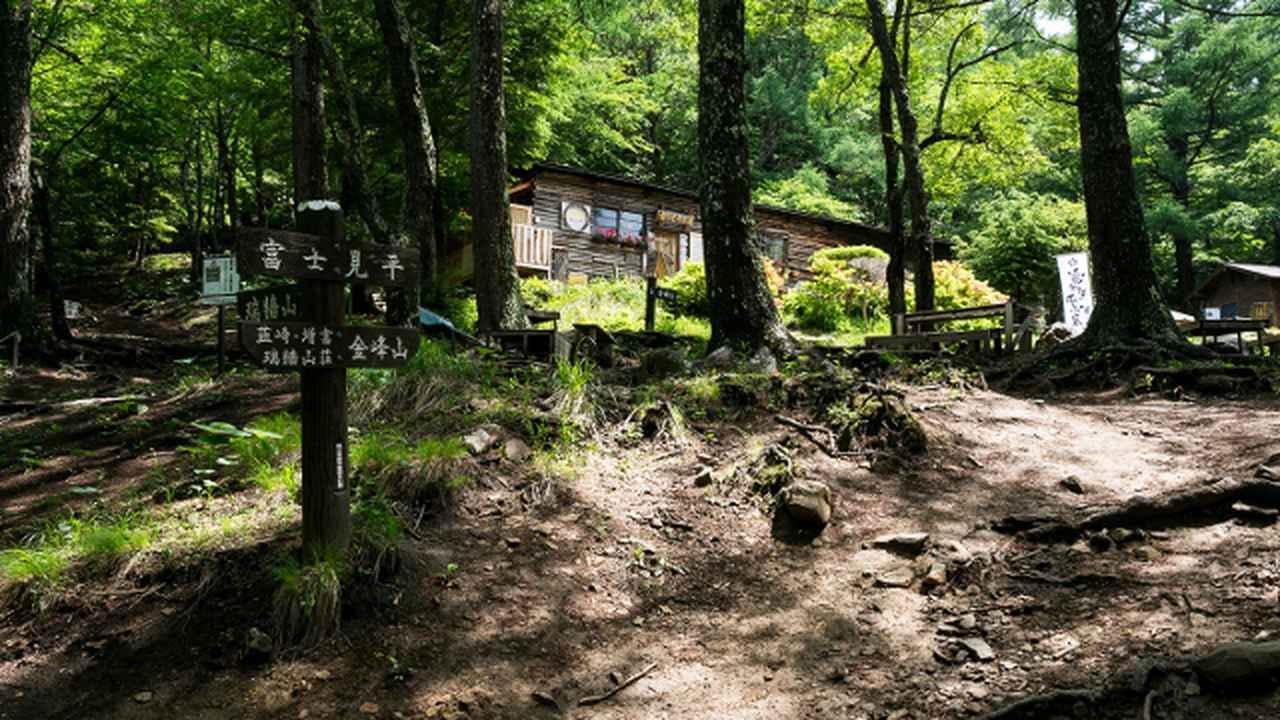 画像8: 最高の景色が待っている!山岳写真家おすすめの「テント泊縦走コース」4選