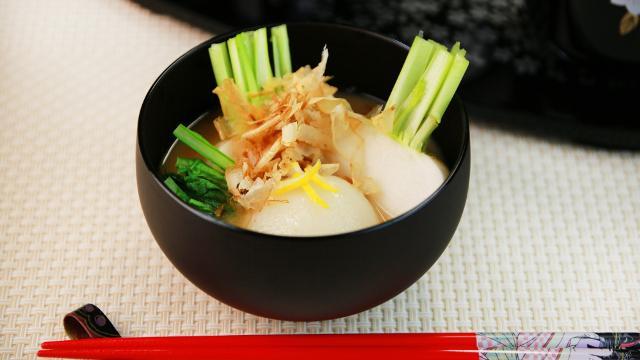 画像: 【福井県】かぶら雑煮