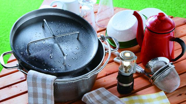画像2: ステンレスダッチオーブン10インチ+eMEAL(エミール)