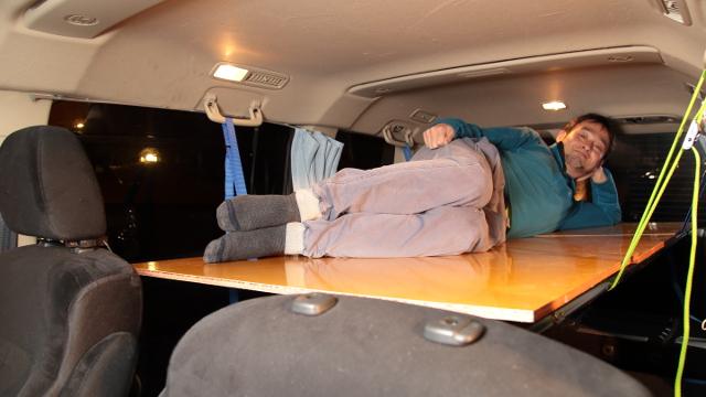画像1: 材料費9,947円! ノザトは吊り下げ式の2段ベッドを製作!