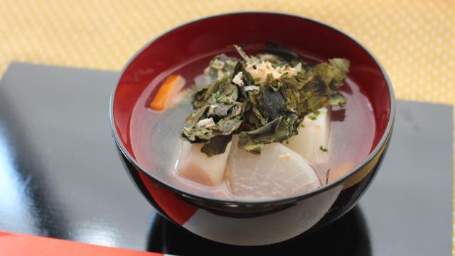 画像: 【千葉県】はば雑煮