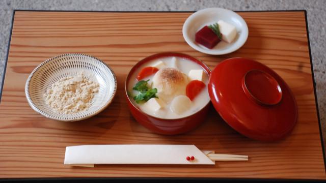 画像: 【奈良県】きな粉雑煮