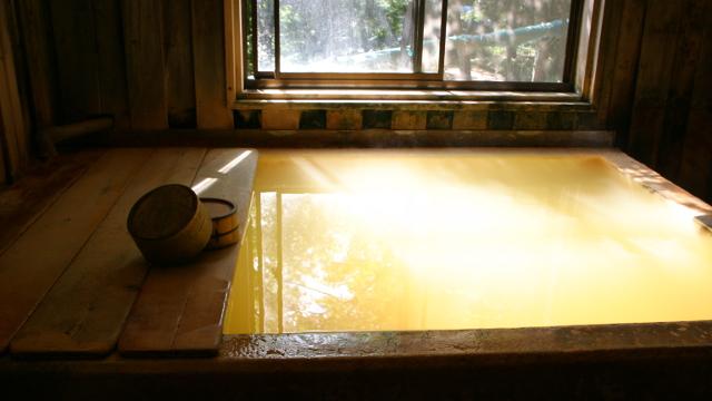 画像: 18 本沢温泉(ほんざわおんせん 通年営業) 12/31に忘年会、1/1に新年会を開催