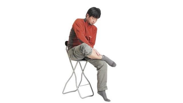 画像: ②適度な運動や、足をマッサージ、曲げ伸ばしすることは有効