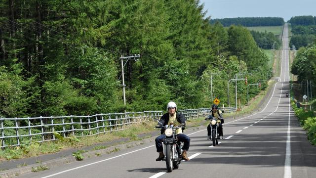 画像: 北海道の車中泊旅で走りたいミルクロード。