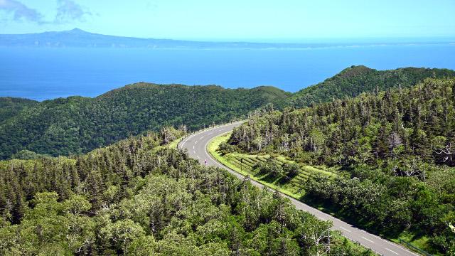 画像: 知床横断道路の美しい景観を楽しみながら、車中泊旅を。
