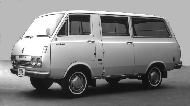 画像3: トヨタ「ハイエース」50年の系譜! ワンボックスカーの歴史を切り拓いた珠玉の名車!