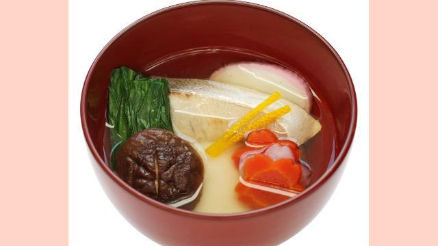 画像: 【長野県】ぶり雑煮