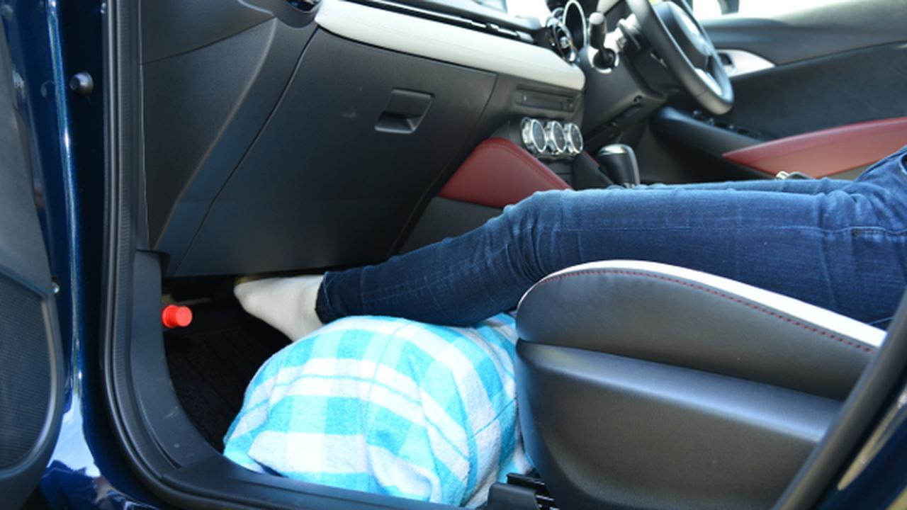 被災時車中泊