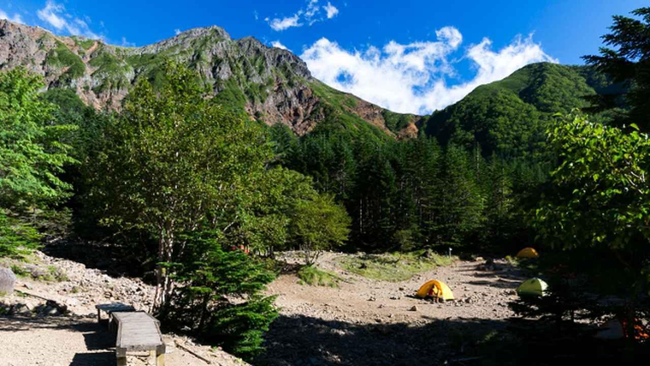 画像4: 最高の景色が待っている!山岳写真家おすすめの「テント泊縦走コース」4選