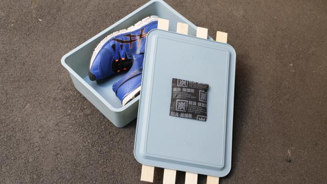 画像2: 足置きにも使える⁉ 靴ケース