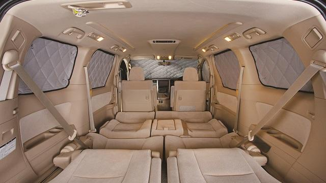 画像: 車中泊の必需品4 車用のカーテン、シェード
