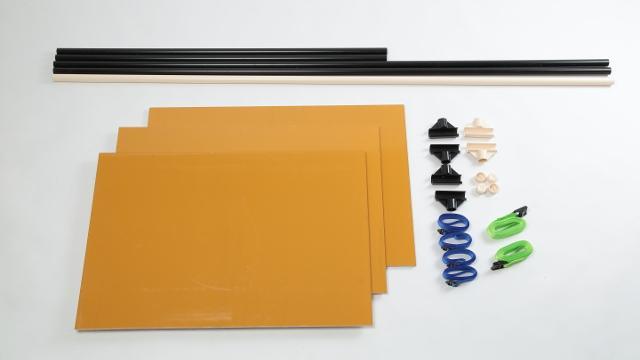 画像2: 材料費9,947円! ノザトは吊り下げ式の2段ベッドを製作!