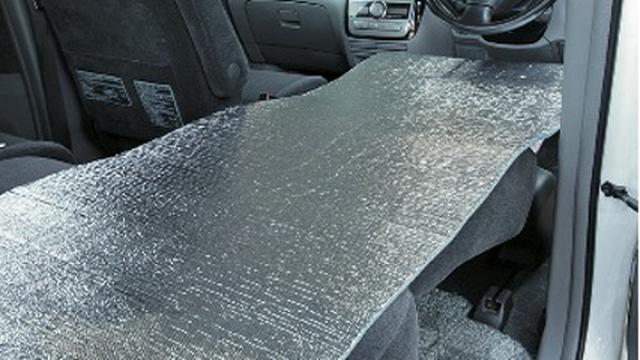 画像5: 一般車で安眠するための、カラダ水平アイデア選手権!