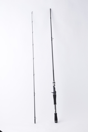 画像: そしてサクが選んだロッドは……ダイワ/クロノス662MB