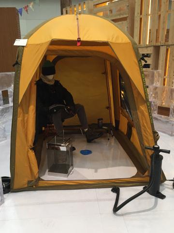 画像3: あの噂のテントシリーズに、新たな製品が仲間入り!