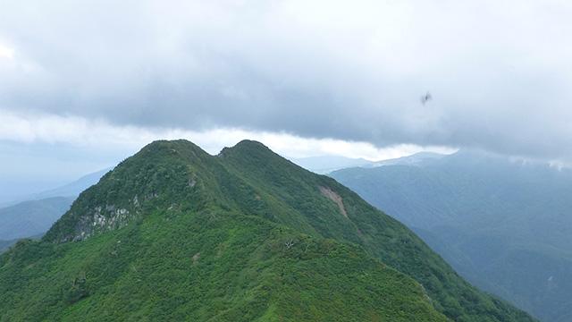 画像: 山形神室山