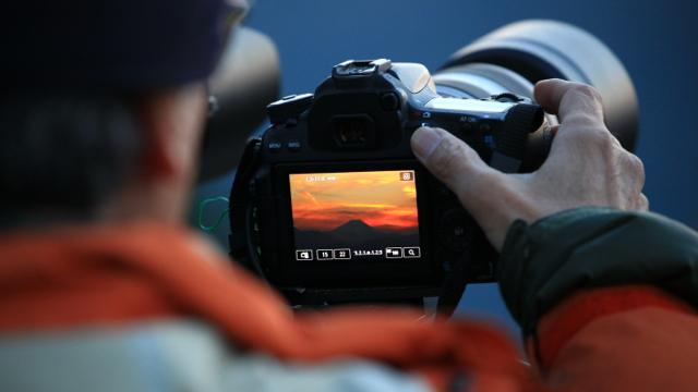 画像2: SotoPicカメラと一緒に出かけようー! 《五十路男 高尾山に登ってみた》