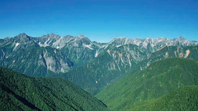 画像: 【募集中!】国際山岳ガイドに高所登山の技術を学ぶ!燕岳から常念岳 縦走登山