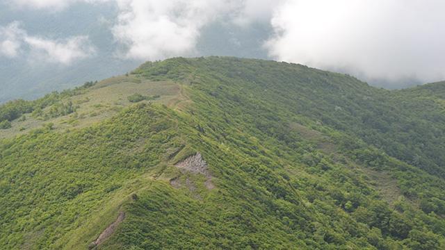 画像: 南雁戸山