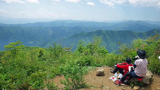 画像: 大岳山