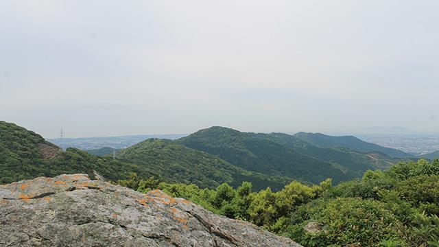画像: 湖西連峰