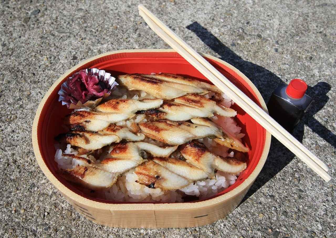 画像: 淡路島の名店「あさじ」にて焼きあなごを食す