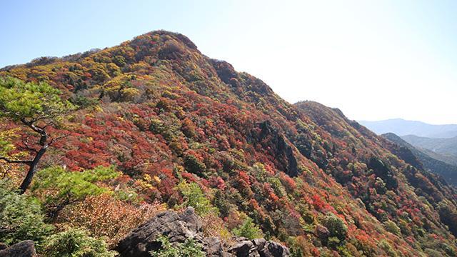 画像: 西赤石山