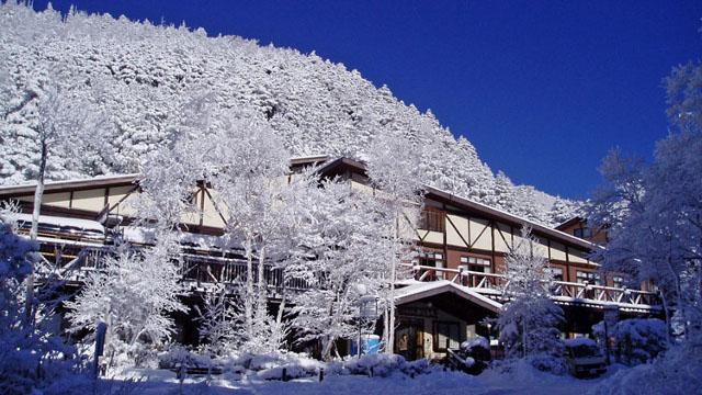 画像: 10 唐沢鉱泉(年末年始営業) 天狗岳のアプローチにぴったりの名湯