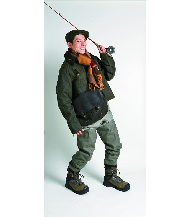 画像: 英国紳士風須スタイル