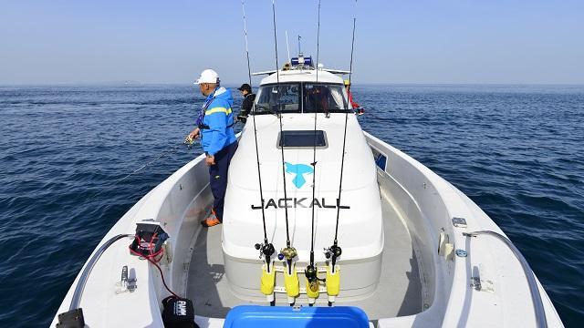 画像: ◇タイラバ専門の釣り船がある