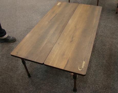 画像: 高さ3段階調節で、様々なシーンに対応! マスターシリーズのテーブル
