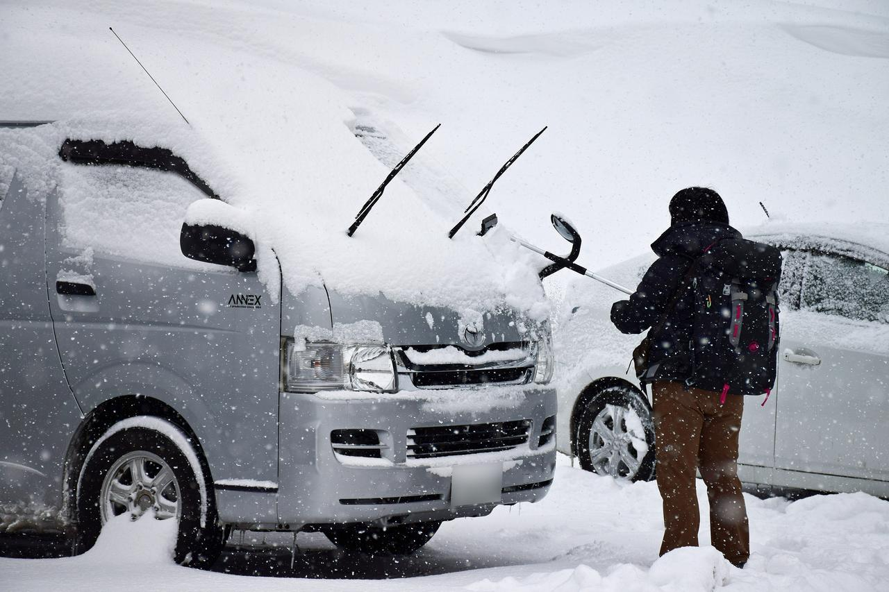 画像: 寒さ、雪、凍結……冬のクルマ旅不安解消Q&A part 1 - アウトドア情報メディア「SOTOBIRA」