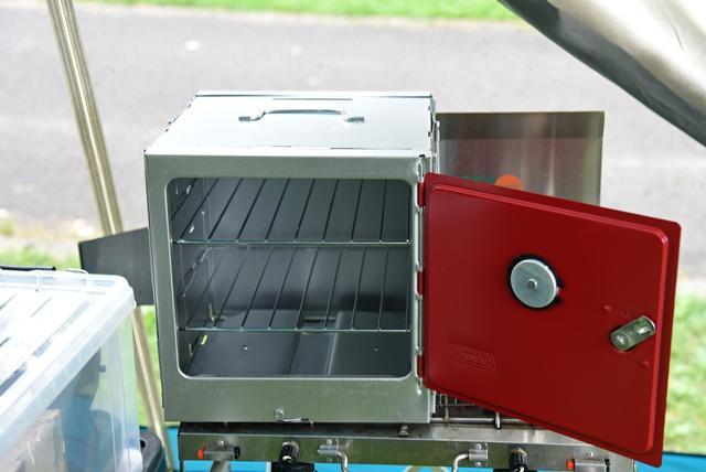 画像: 車中泊おすすめグッズ2 コールマン キャンピングオーブンスモーカー