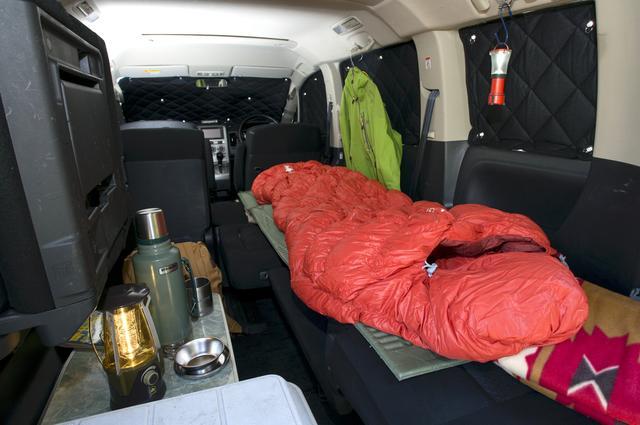 画像: その2 厳冬期用のダウン製寝袋が暖かくて安心
